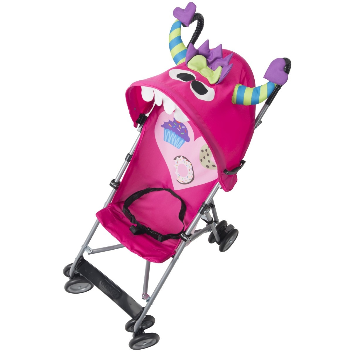 Cosco Monster Sheller Umbrella Stroller with Canopy - Lawazm