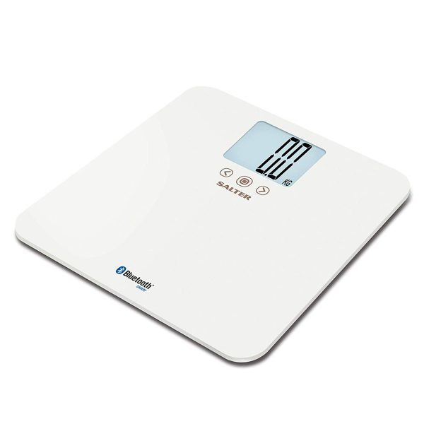 Max Electronic Bathroom Scale 9088wh3r
